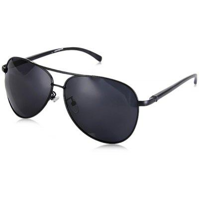 50a14666820ccd Aluminum Magnesium Toad HD Polarized Sunglasses Eyewear Eyes Protector  Outdoor Activities Leisure Necessaries
