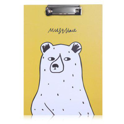 YF15 - 11 Cute A4 Writing Pad