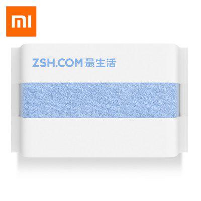 Xiaomi ZSH.COM Towel Youth SeriesTowels<br>Xiaomi ZSH.COM Towel Youth Series<br><br>Brand: Xiaomi<br>Category: Bath Towel<br>Color: Blue,Green,White<br>For: Adults, Teenagers, Kids<br>Material: Cotton<br>Occasion: Bathroom<br>Package Contents: 1 x Towel, 1 x Towel<br>Package size (L x W x H): 22.00 x 18.00 x 6.00 cm / 8.66 x 7.09 x 2.36 inches, 22.00 x 18.00 x 6.00 cm / 8.66 x 7.09 x 2.36 inches<br>Package weight: 0.1900 kg, 0.1900 kg<br>Product size (L x W x H): 76.00 x 34.00 x 1.00 cm / 29.92 x 13.39 x 0.39 inches, 76.00 x 34.00 x 1.00 cm / 29.92 x 13.39 x 0.39 inches<br>Product weight: 0.1300 kg