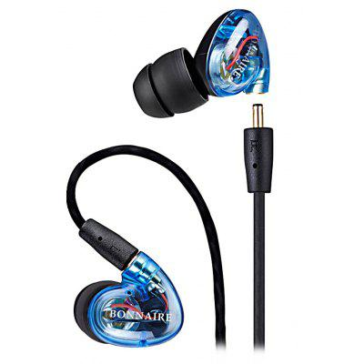 BONNAIRE MX - 310 Plus In-ear Earphones