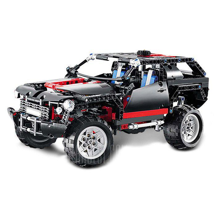 BEILEXING SUV Style ABS Building Brick - 589pcs