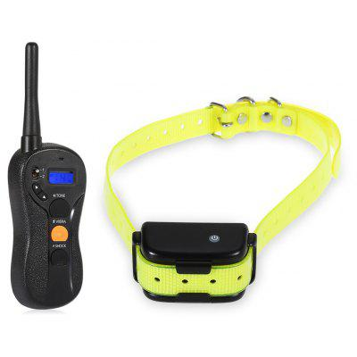 p-collar 610 Rechargeable Remote Pet Dog Training Collar Shock Control