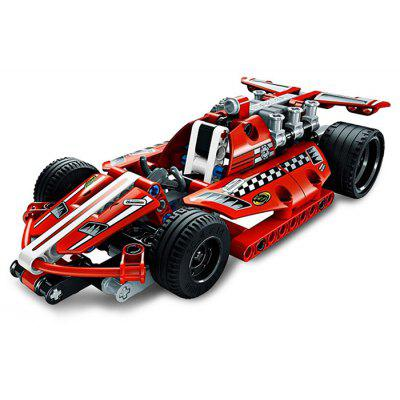 BEILEXING ABS Vehicle Building Block - 160pcs