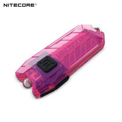 Nitecore TUBE Keychain Red LED Flashlight