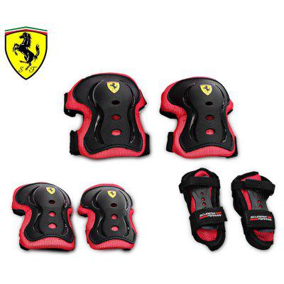 Ferrari FAP3 Outdoor Sports 3 in 1 Protector Set