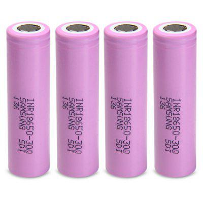 4x Samsung INR18650-30Q 18650 3000 mAh Battery