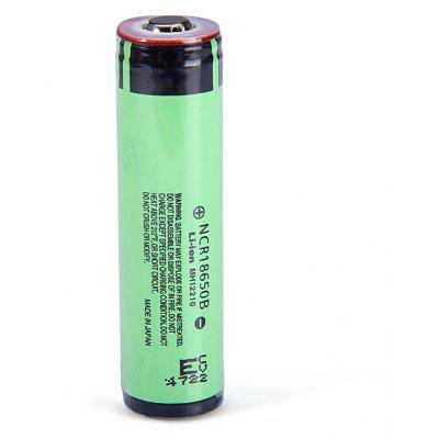 NCR18650B 3400mAh 3.7V 18650 Protected Li-ion Battery