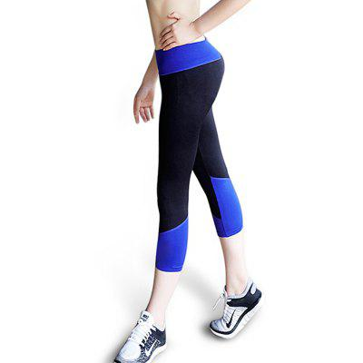 Aeropus Female Yoga Cropped Pants