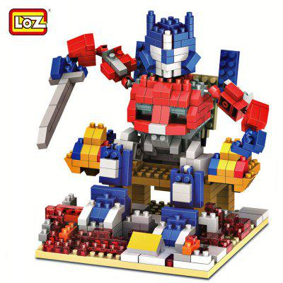 Buy COLORMIX LOZ Figure Style ABS Cartoon Building Block for $5.07 in GearBest store