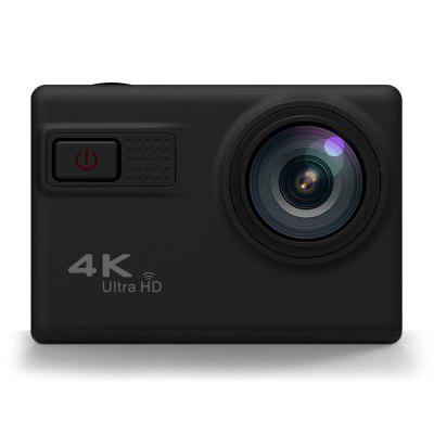 F68 4K WiFi Action Video Camera 170 Degree FOV