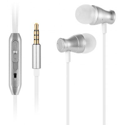 Trumpet Shape HiFi Super Bass In-ear Noise Cancelling Earphones