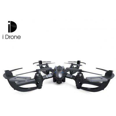 i Drone i4s 2 Mega Pixel CAM 2.4G 4 Channel 6-axis Gyro Quadcopter One Key Automatic Return RTF