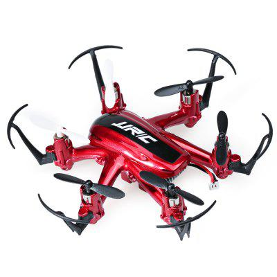 JJRC H20 Mini Hexacopter - RTFRC Quadcopters<br>JJRC H20 Mini Hexacopter - RTF<br><br>Age: Above 14 years old<br>Battery: 3.7V 150mAh LiPo<br>Brand: JJRC<br>Built-in Gyro: 6 Axis Gyro<br>Channel: 4-Channels<br>Charging Time.: 20~30mins<br>Compatible with Additional Gimbal: No<br>Detailed Control Distance: 20~25m<br>Features: Radio Control<br>Flying Time: 5~6mins<br>Functions: With light, Up/down, Turn left/right, Sideward flight, One Key Automatic Return, Hover, Headless Mode, Forward/backward, 3D rollover, Trim<br>Kit Types: RTF<br>Level: Beginner Level<br>Material: Plastic, Electronic Components<br>Mode: Mode 2 (Left Hand Throttle)<br>Model: H20<br>Model Power: Built-in rechargeable battery<br>Motor Type: Brushed Motor<br>Package Contents: 1 x Hexacopter, 1 x Remote Control, 1 x 150MAH Li-Po Battery, 1 x USB Charging Cable, 6 x Propeller, 1 x Screwdriver, 1 x Manual ( English + Chinese )<br>Package size (L x W x H): 14.50 x 8.10 x 10.80 cm / 5.71 x 3.19 x 4.25 inches<br>Package weight: 0.2100 kg<br>Product size (L x W x H): 10.50 x 10.00 x 2.50 cm / 4.13 x 3.94 x 0.98 inches<br>Radio Mode: Mode 2 (Left-hand Throttle)<br>Remote Control: 2.4GHz Wireless Remote Control<br>Size: Micro<br>Transmitter Power: 2 x 1.5V AA battery(not included)<br>Type: Hexacopter
