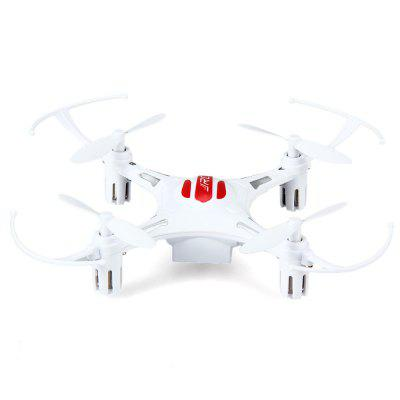 JJRC H8 Mini 2.4G 4CH Brushed RC Drone - RTF  -  WHITE