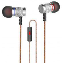 KZ EDR2 Mega Bass In-ear HiFi Earphones with Microphone