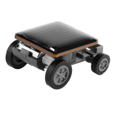 World's Smallest Solar Powered Mini Car
