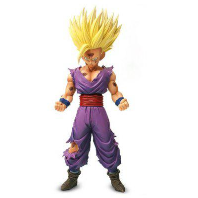 PVC Action Figure Collectible Model - 7.8 inch