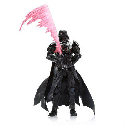 Collectible Animation Action Figure Model - 10.8 inchMovies &amp; TV Action Figures<br>Collectible Animation Action Figure Model - 10.8 inch<br><br>Completeness: Semi-finished Product<br>Gender: Unisex<br>Materials: ABS, PVC<br>Package Contents: 1 x Figure Model, 1 x Accessory Set<br>Package size: 28.00 x 14.00 x 31.00 cm / 11.02 x 5.51 x 12.2 inches<br>Package weight: 1.1300 kg<br>Product size: 17.00 x 11.00 x 25.00 cm / 6.69 x 4.33 x 9.84 inches<br>Product weight: 0.4000 kg<br>Stem From: Europe and America<br>Theme: Movie and TV