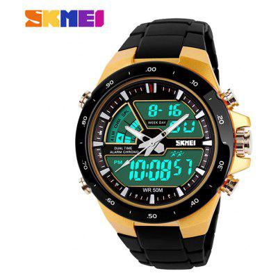 Skmei 1016 LED Sport Watch в магазине GearBest
