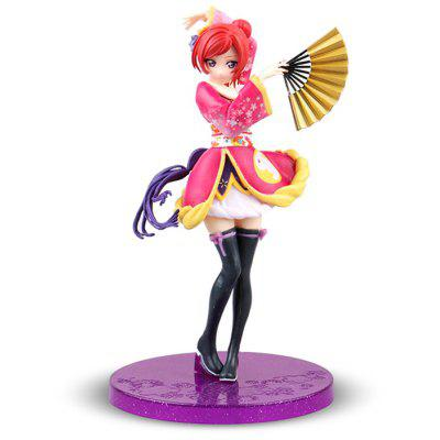 ABS + PVC Collectible Animation Figurine - 6.69 inch