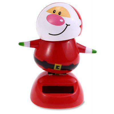 Solar Shaking Smiling Man Environment-friendly Ornamentation