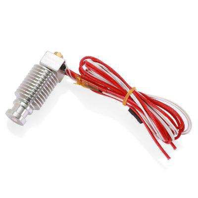 E3D - V6 0.5mm 3D Printer Extruder Hot End Full Kit