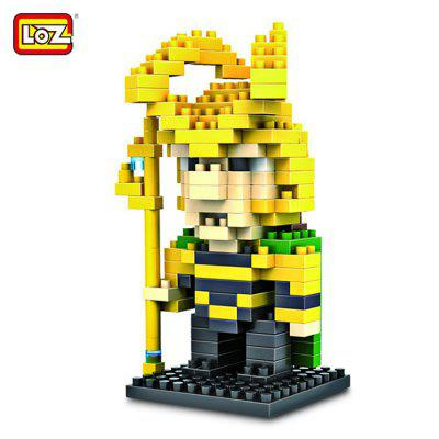 LOZ 180 Pcs M - 9156 Loki Building Block Educational Assembling Boy Girl Gift for Sparking Imagination