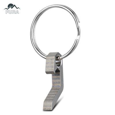 FURA 3 in 1 Stainless Steel Bottle Opener / Key Chain / Screwdriver Tool