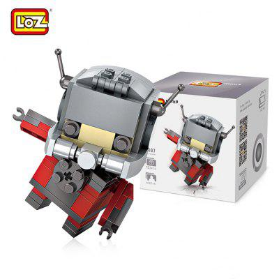 LOZ 153pcs ABS Cartoon Building Block