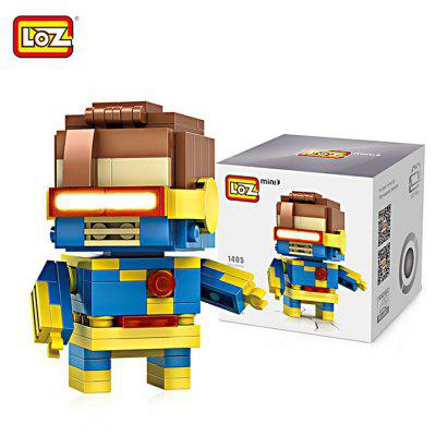 LOZ 162pcs ABS Cartoon Building Block