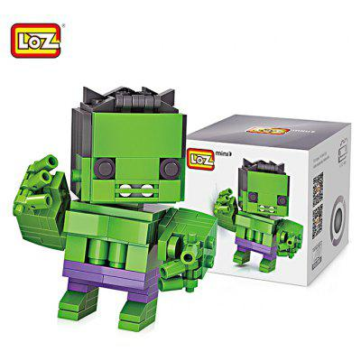 LOZ 163pcs ABS Cartoon Building Block