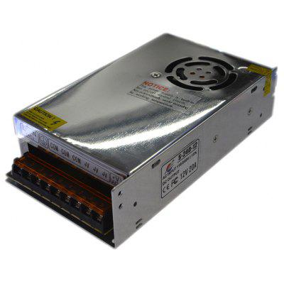 S-240-12 240W 12V / 20A Switch Power Supply Driver for LED Light and Surveillance Security Camera