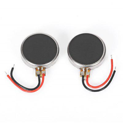 2PCS 1027 Flat Vibrating Vibration Motor for Cell Phone