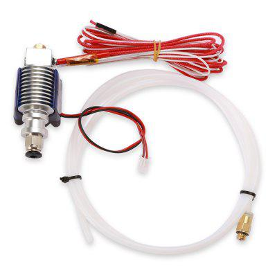 E3D - V6 Long Distance 0.5mm 3D Printer Extrusion Head Kit