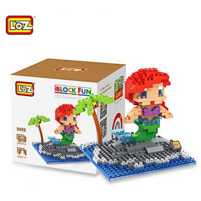 Buy LOZ Figure Style Building Block, COLORMIX, Toys & Hobbies, Puzzle & Educational, Block Toys for $7.11 in GearBest store