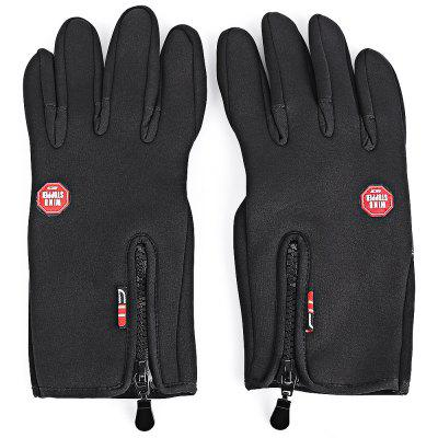 Paired FLL Fleece Warm Windstopper Softshell Gloves