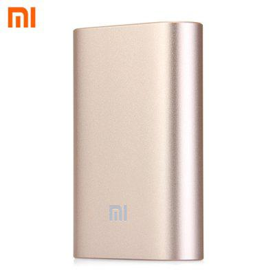 Original Xiaomi Portable 10000mAh Mobile Power Bank