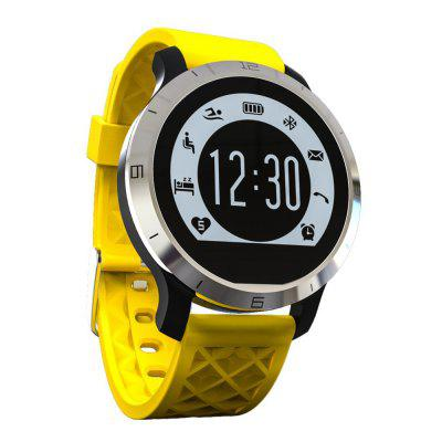 F69 Smart BT IP68 Waterproof Smartwatch