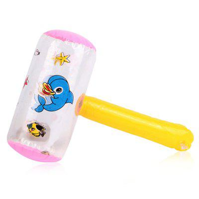 Children Inflatable Hammer with Bell Outdoor Indoor Sport Toy