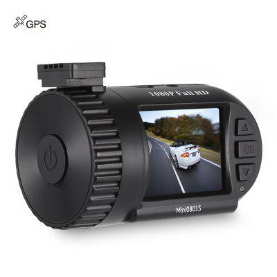 Mini 0801S 1.5 inch 1080P Car DVR Camera with GPS Module