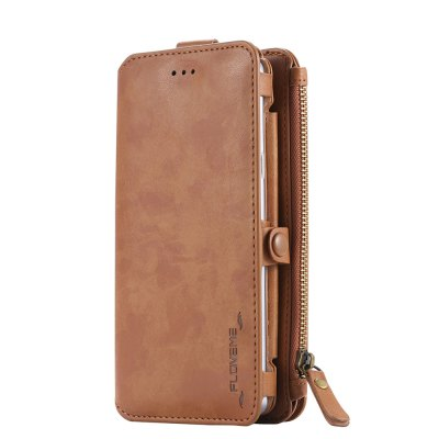 FLOVEME Wallet Case for Samsung Galaxy S6 / S6 Edge / S7