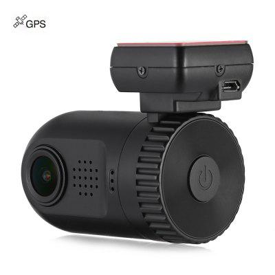 Mini 0805P 1.5 inch 1296P Car DVR Camera with GPS Module