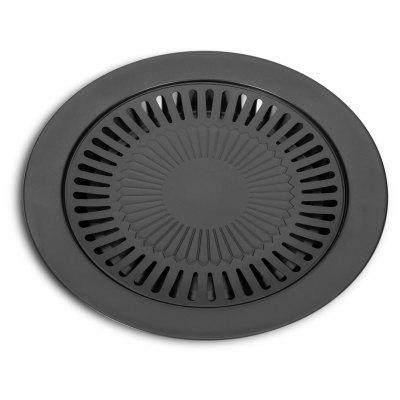 Non-stick Stove Top Barbecue Grill BBQ Plate