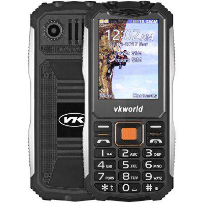 Buy BLACK Vkworld V3S Quad Band Unlocked Phone for $18.91 in GearBest store