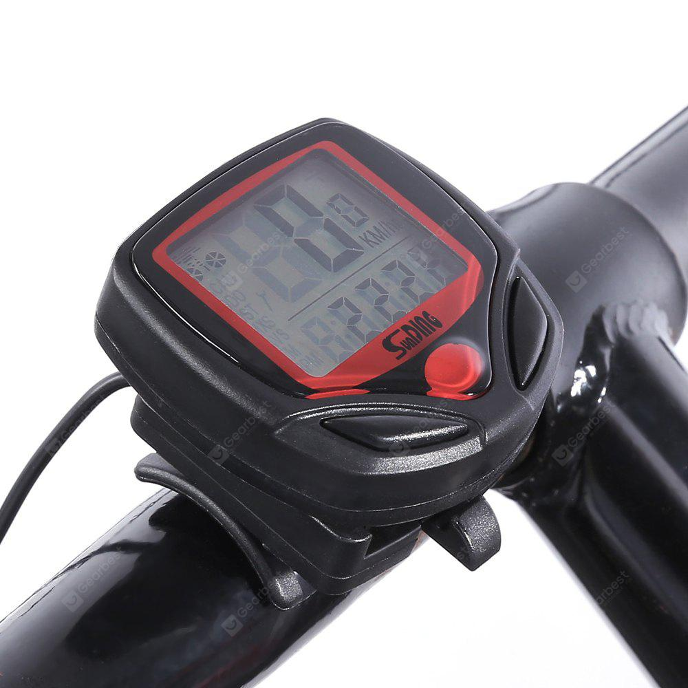 SUNDING SD548B Wired Bicycle Computer Water Resistant MTB Road Bike Accessories