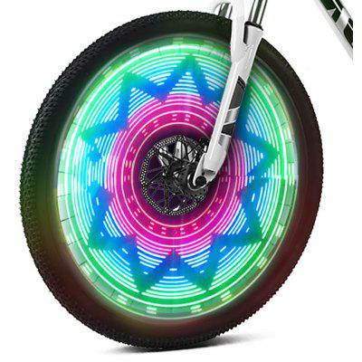 Yueqi YQ8002 48pcs LED Programmable Bicycle Spoke Light DIY