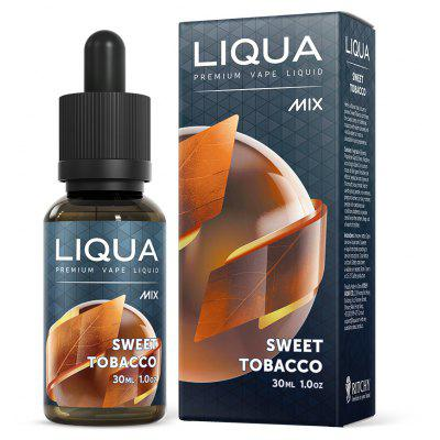 LIQUA Liqua C Series Sweet Tobacco Style Flavor E-Juice for E Cig