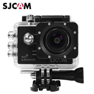 SJCAM SJ5000X Action Camera Black Elite Edition