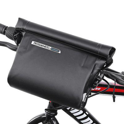 Roswheel 111361 Waterproof PVC Bicycle Handlebar Bag