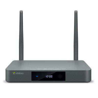 Zidoo X9S TV Box
